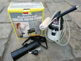 Cordless painting system