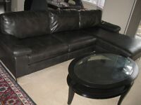 sectional sofa bounded leather for sale
