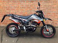 NEW Euro 4 Lexmoto Adrenaline 125 learner legal own this bike for only £11.80