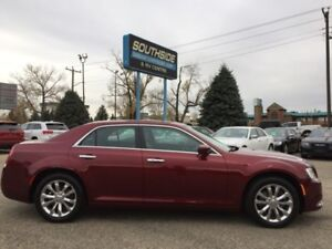 2016 Chrysler 300 Touring  w/ Leather, Sunroof