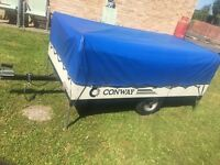 Conway Colt trailer tent