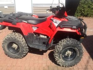 2014 Polaris sportsman 570 great condition