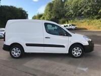 Peugeot Partner L1 850 1.6 92PS PROFESSIONAL EURO 5 DIESEL MANUAL WHITE (2016)