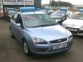 Ford Focus 1.6 115 2007.5MY Zetec Climate