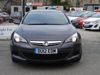 2012 Vauxhall Astra Gtc 2.0 CDTi 16v Sport 3dr (start/stop)