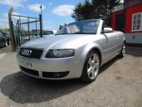 2005 Audi A4 3.0 S Line 2dr Multitronic,Service history,12 months mot,Warrant...