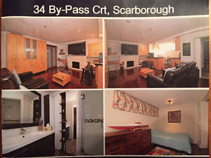 Bright and Beautiful newly renovated basement Apartment for rent