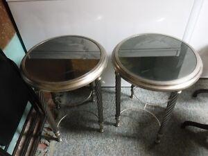 Bombay Company end tables