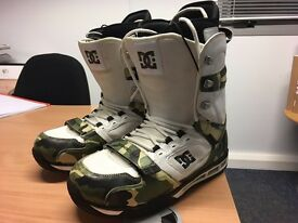 DC Flare Snowboard Boots