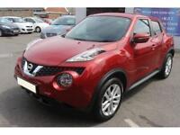 Nissan Juke Acenta Premium1.2 Manual Petrol GOOD/BAD CREDIT CAR FINANCE