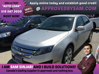 $62 PER WEEK TAXES INCLUDED OAC GIVES YOU THIS 2012 FORD FUSION