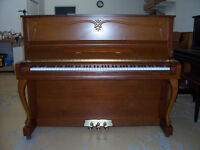 """USED 52"""" YOUNG CHANG U-131 PROF. UPRIGHT PIANO"""