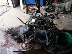 Ford 390 / C6 Transmission