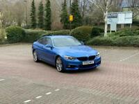 BMW 430 3.0TD ( 258bhp ) 4X4 Auto 2015.5MY d xDrive M Sport