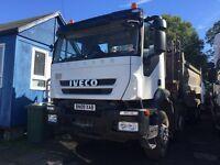 32 ton grab lorry