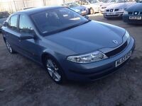 Renault Laguna moted 1 owner 250 no offers no offers
