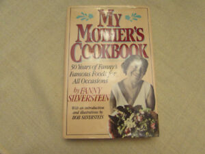 My Mother's Cookbook by Fanny Silverstein