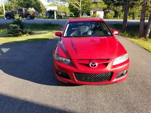 2007 Mazdaspeed 6  Turbo AWD
