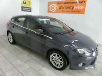 2012,Ford Focus 1.6TDCi 115bhp***BUY FOR ONLY £38 PER WEEK***