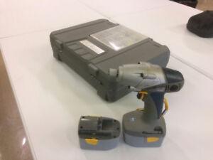 impact drill gun