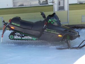 Arctic Cat ZL 500