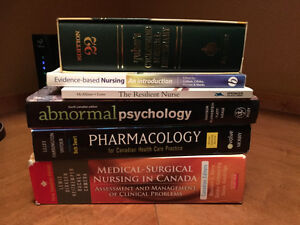 Nursing Psyc Textbooks