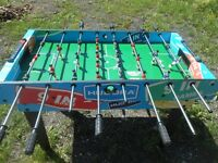 9 in One Fussball table