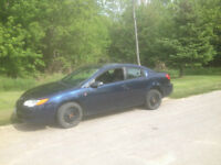 Saturn ION Quad Coupe (4 door) Priced to Sell