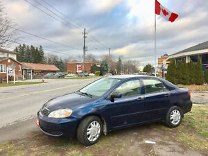 2008 Toyota Corolla CE,NO ACCIDENTS,NO RUST, CERTIFIED&ETS $5695