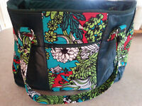 One of a kind Goin' Uptown Purse - handcrafted