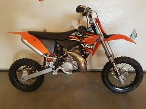 **2010 KTM 50SX**  **PERFECT CHRISTMAS PRESENT!!**