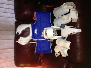 Tai Kwan Do Sparring Gear