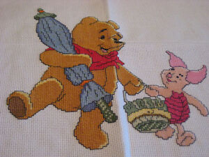 Pooh and piglet's picnic