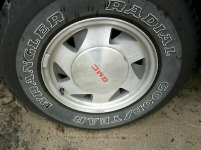Wheel 15x7 Aluminum 6 Slot Fits 98-03 S10/S15/SONOMA 338522