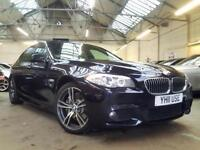 2011 BMW 5 Series 3.0 530d M Sport Saloon 4dr Diesel Automatic (160 g/km,