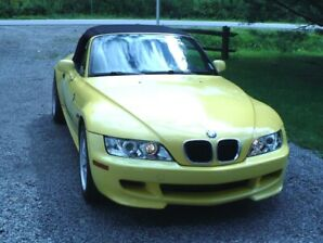 BMW Z3 1998 DECAPOTABLE