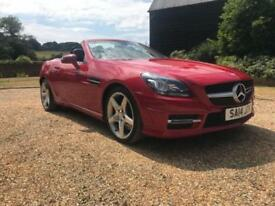 2014 Mercedes Benz SLK SLK 250 CDI BlueEFFICIENCY AMG Sport 2dr Tip Auto 2 do...