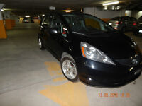 2010 Honda Fit Berline
