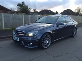 2009 09 MERCEDES C63 AMG (cheapest in the country)
