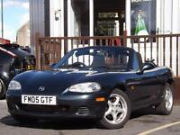 2005 Mazda MX 5 1.8i 2dr 2 door Convertible