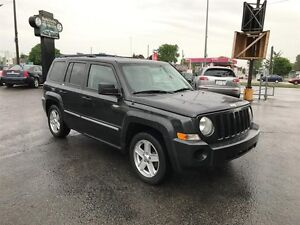 Jeep Patriot NORTH-4WD-JAMAIS ACCIDENTER-EQUIPEE 2010