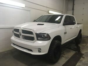 2014 Ram 1500 Sport   - Bluetooth -  power seats