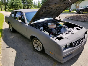 1984 Monte Carlo SS, available aug 2