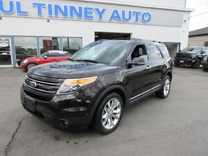 2013 Ford Explorer Limited 4WD Peterborough Peterborough Area image 9