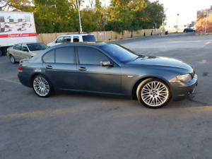 BMW 750i 2007 certified and e tested