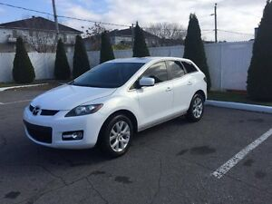 2009 Mazda CX-7 GS TURBO VUS  NEGOCIABLE FAITE UN OFFRE