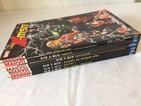 New X-Men 1,2,3,5,6,7 Comic Graphic Novels
