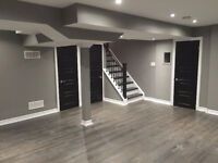 Professional Basement Finishing & Home Renovations