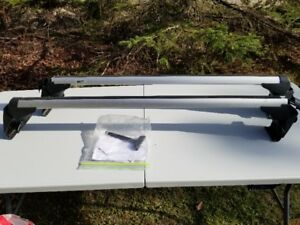 FS:set of genuine VW roof racks for a 2006 Jetta TDI volkswagen