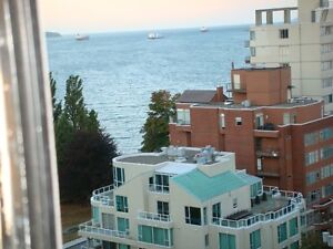 Newly renvoated Fully Furnished Suite - West End Vancouver